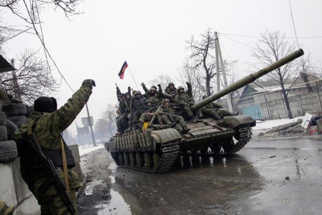 Ουκρανία: Φιλορώσοι αυτονομιστές απορρίπτουν συνομιλίες για εκεχειρία   tanea.gr