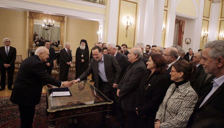 Ορκίστηκε η κυβέρνηση του Αλέξη Τσίπρα | tanea.gr