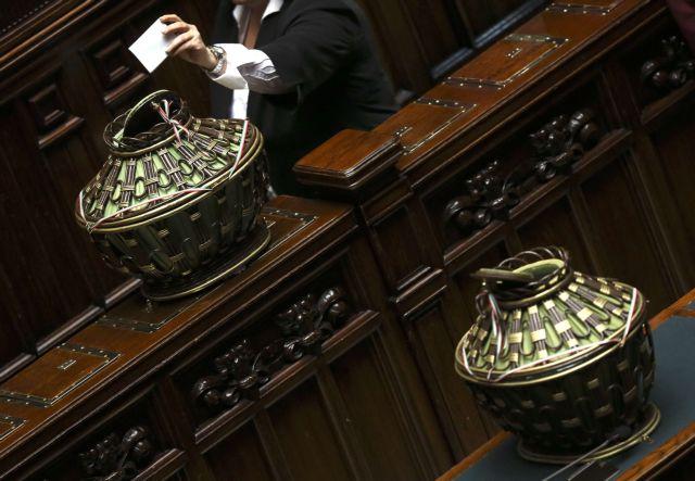 Ιταλία: Ακαρπη η πρώτη ψηφοφορία για την εκλογή προέδρου | tanea.gr