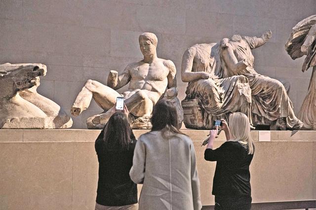 «H Ελλάδα δεν είναι ο νόμιμος ιδιοκτήτης των Γλυπτών του Παρθενώνα» | tanea.gr