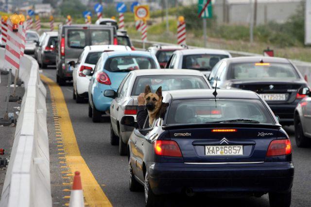 Τμηματική διακοπή της κυκλοφορίας στην Αθηνών-Λαμίας έως 7 Απριλίου λόγω εργασιών   tanea.gr