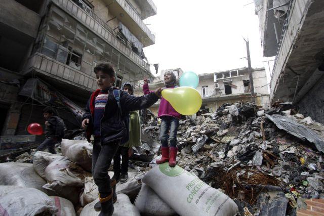ΟΗΕ: Πρόθυμη για δοκιμαστική κατάπαυση του πυρός στο Χαλέπι η Συρία | tanea.gr