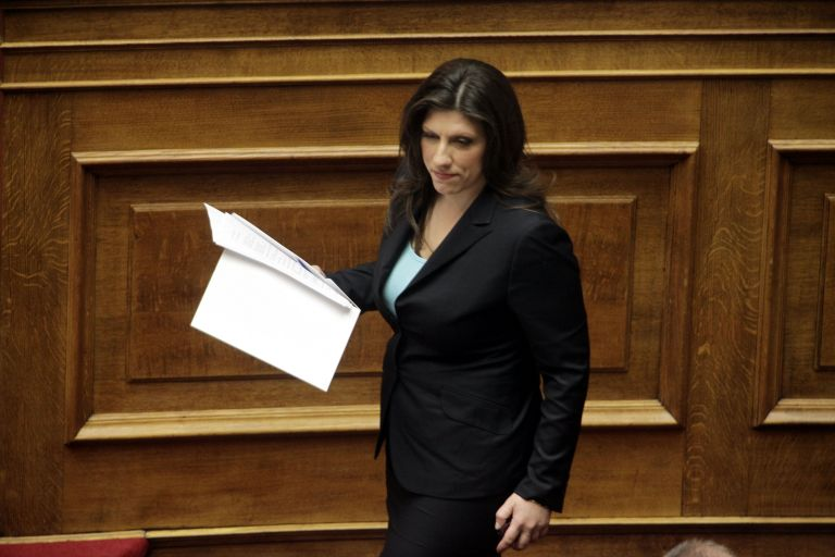 Πρόεδρος της Βουλής με 235 ψήφους η Ζωή Κωνσταντοπούλου – εξελέγησαν οι αντιπρόεδροι | tanea.gr
