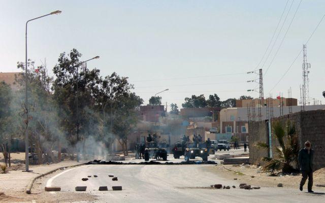 Τυνησία: Τέσσερις νεκροί σε επίθεση ισλαμιστών στα σύνορα με Αλγερία | tanea.gr