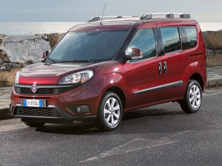 Fiat Doblo: Επαγγελματίας στα δρομολόγια, οικογενειάρχης στις βόλτες   tanea.gr