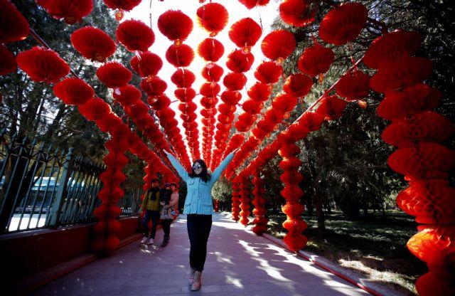 Κίνα: Εναρξη των εορτασμών για την υποδοχή του νέου έτους Κατσίκας | tanea.gr