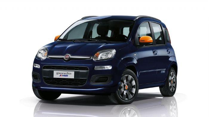 Fiat Panda: Μια έκδοση μέσα στα χρώματα | tanea.gr
