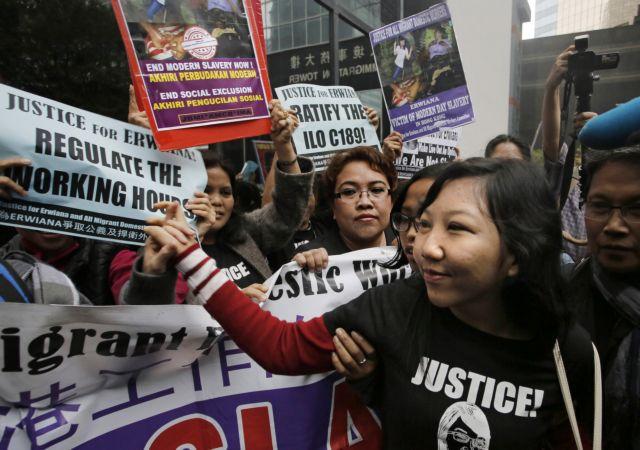 Χονγκ Κονγκ: Ποινή εξαετούς κάθειρξης σε γυναίκα που ασκούσε βία σε οικιακές βοηθούς | tanea.gr