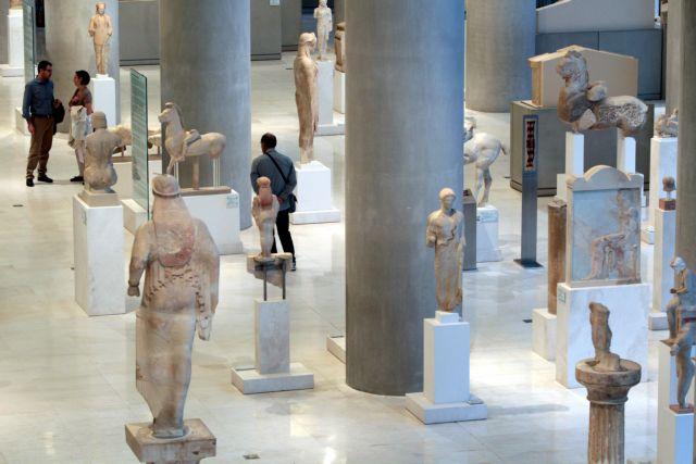 Το Μουσείο Ακρόπολης γιορτάζει την 25η Μαρτίου | tanea.gr