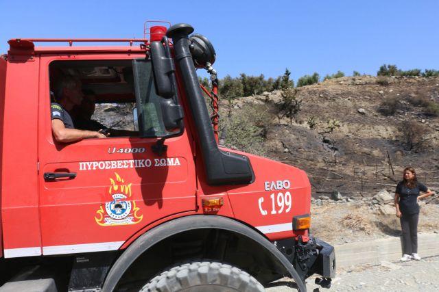 Τακτικές κρίσεις ανωτάτων αξιωματικών στην Πυροσβεστική   tanea.gr