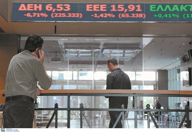 Με βήμα σημειωτόν το Χρηματιστήριο Αθηνών | tanea.gr