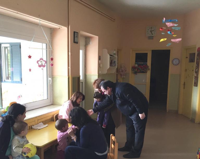 Στήριξη σε εγκαταλελειμμένα βρέφη και παιδιά από την «Αποστολή» | tanea.gr