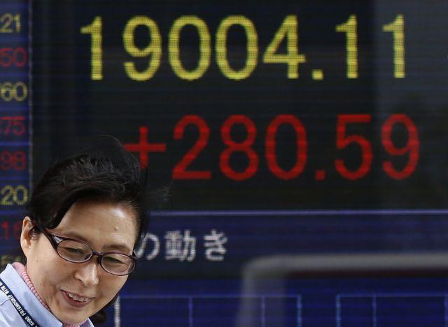Ξεπέρασε τις 19.000 μονάδες ο Nikkei στο Τόκιο | tanea.gr