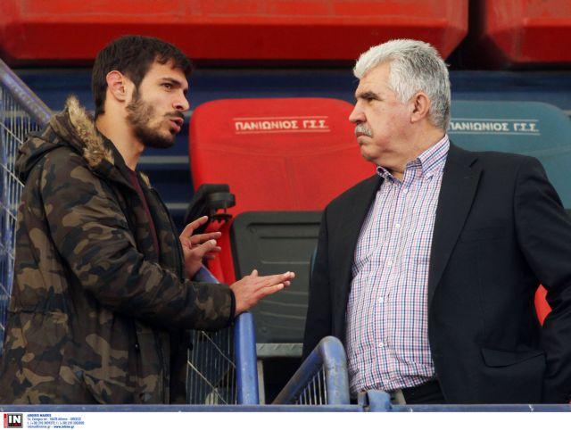 Ο Παράσχος είναι ο νέος προπονητής του Πλατανιά   tanea.gr