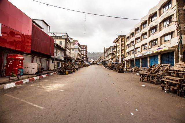 Σιέρα Λεόνε: Απαγόρευση κυκλοφορίας για τρεις ημέρες επέβαλαν οι αρχές λόγω Εμπολα | tanea.gr