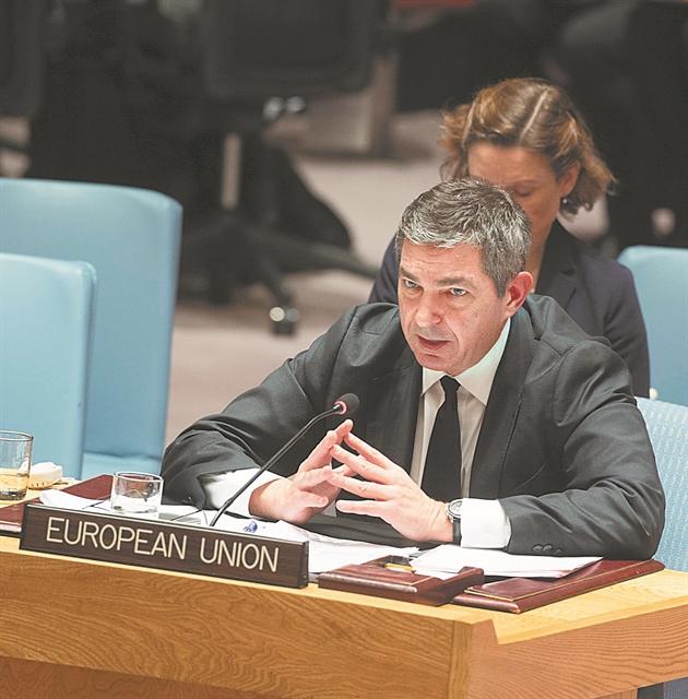 Συμμαχία ΕΕ και ΗΠΑ ενάντια στους κινδύνους | tanea.gr