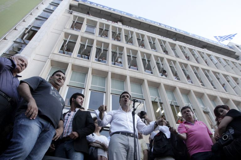 ΣΥΡΙΖΑ για την ΕΡΤ: «Η μαύρη παρένθεση που άνοιξε τη νύχτα της 11ης Ιουνίου 2013 κλείνει»   tanea.gr