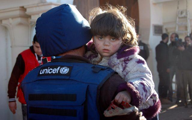 Unicef: Πάνω από 12 εκατ. παιδιά στη Μέση Ανατολή δεν πηγαίνουν στο σχολείο   tanea.gr