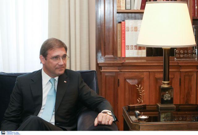 Πορτογαλία: Συνέχιση της λιτότητας και μετά τις εκλογές ζήτησε ο Κοέλιο   tanea.gr