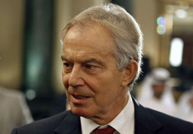 Ο Τόνι Μπλερ προειδοποιεί: Νίκη Κάμερον θα φέρει χάος στη Βρετανία και την ΕΕ | tanea.gr