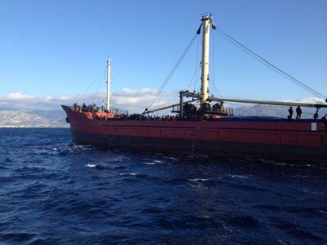 Πληροφορίες για ναυάγιο με 41 νεκρούς μετανάστες στη Μεσόγειο | tanea.gr