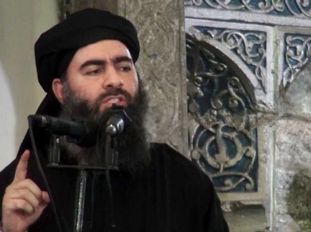 Guardian: Σοβαρά τραυματισμένος ο ηγέτης του Ισλαμικού Κράτους | tanea.gr
