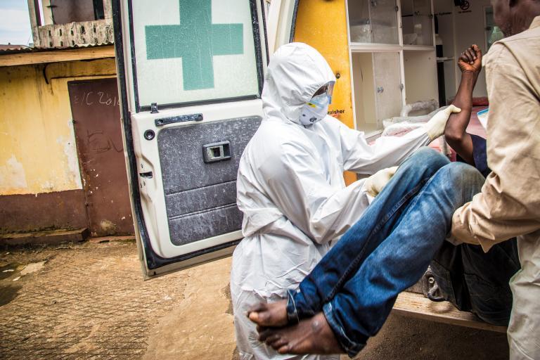 Βρέφος πέθανε από Εμπολα στη Σιέρα Λεόνε | tanea.gr