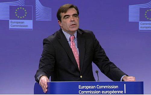 Κομισιόν: Ικανοποίηση για την εντατικοποίηση των διαπραγματεύσεων της Ελλάδας με τους θεσμούς   tanea.gr