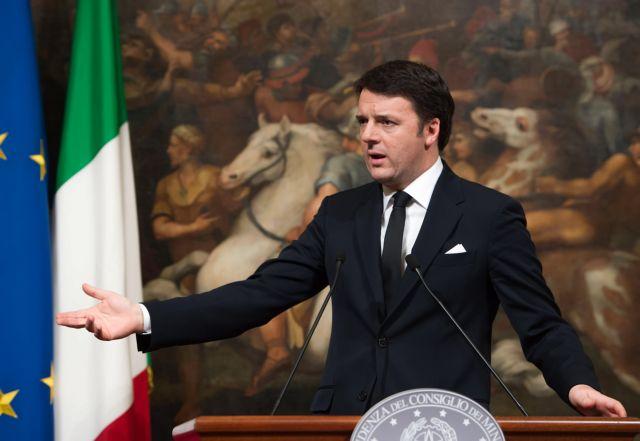 Ιταλία: Ψήφο εμπιστοσύνης ζητά ο Ρέντσι για τον εκλογικό νόμο   tanea.gr