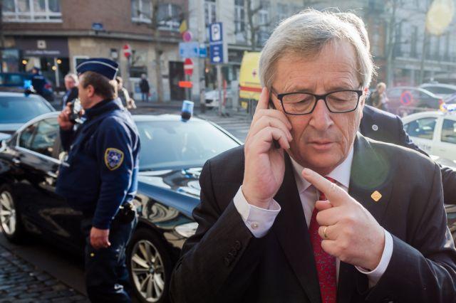 Times: «Ο Γιούνκερ δουλεύει μόνο τρεις ημέρες στις Βρυξέλλες - ξόδεψε €310.000 για γραφεία στο Λουξεμβούργο» | tanea.gr