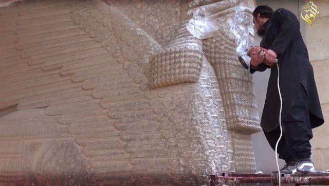 Ιράκ: Με ανασκαφές και ευρήματα η απάντηση των αρχαιολόγων στην ISIS | tanea.gr