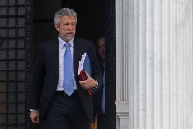 «Τελεσιγραφική παρέμβαση», χαρακτήρισε ο Κοντονής την επιστολή FIFA και UEFA   tanea.gr