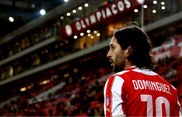 Τσόρι Ντομίνγκες: «Ονειρεύομαι έναν ευρωπαϊκό τίτλο με τον Ολυμπιακό»   tanea.gr