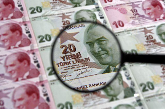 Κατρακυλάει και προκαλεί ανησυχία η τουρκική λίρα   tanea.gr