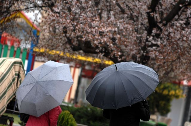 Με βροχές και κρύο η Μεγάλη Εβδομάδα, βελτίωση το Μ.Σάββατο | tanea.gr