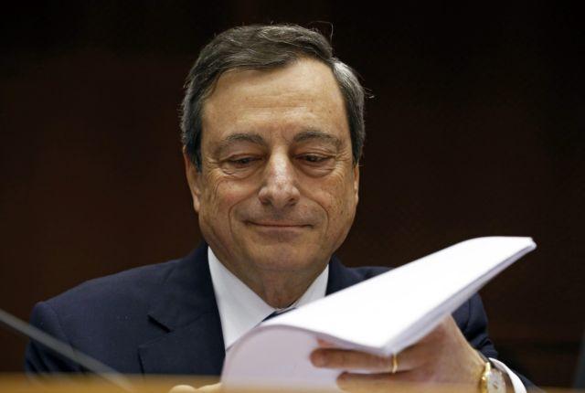 Handelsblatt: «Ο Ντράγκι δεν θέλει να αναλάβει την ευθύνη ανεξέλεγκτων καταστάσεων»   tanea.gr