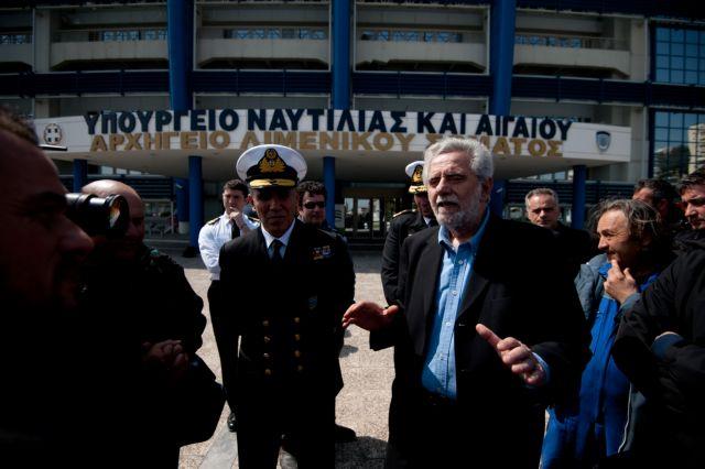 Δρίτσας: «Πρωταπριλιάτικο αστείο η αύξηση του συντελεστή φορολογίας των ναυτικών»   tanea.gr