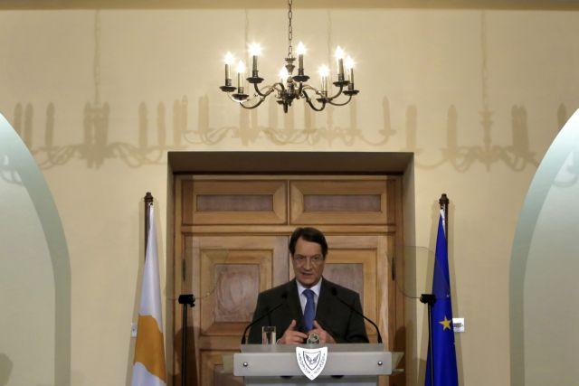 Αναστασιάδης: «Σύντομα η κρίση θα περάσει ανεπιστρεπτί» | tanea.gr