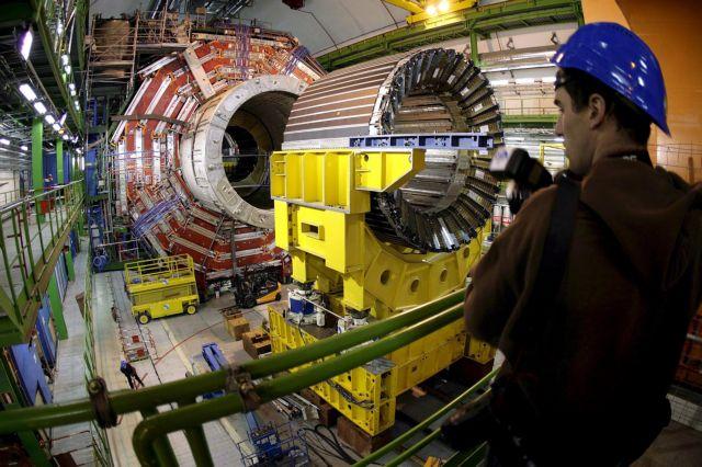 Τέθηκε ξανά σε λειτουργία ο Μεγάλος Επιταχυντής Ανδρονίων στο CERN | tanea.gr