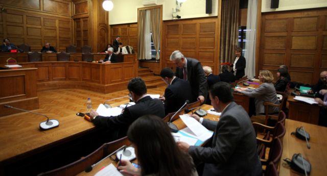 Βουλή: Σφοδρή αντίδραση της ΝΔ για την κατάργηση των φυλακών τύπου Γ' | tanea.gr