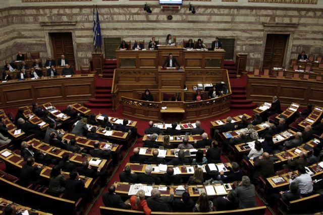 Βουλή: Αντιδράσεις για τη διάταξη που επιτρέπει τον κατ' οίκον περιορισμό του Σάββα Ξηρού | tanea.gr