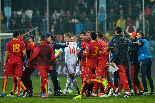 Μαυροβούνιο - Ρωσία σημειώσατε 2 | tanea.gr