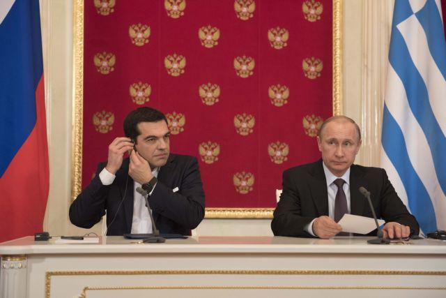 Διαψεύδει το Κρεμλίνο τα περί προκαταβολής στην Αθήνα για τον αγωγό Turkish Stream | tanea.gr