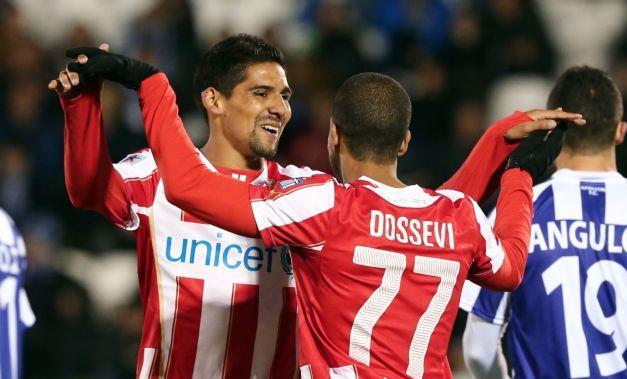 Κύπελλο: Με πρωταγωνιστή τον Ντοσεβί ο Ολυμπιακός νίκησε με 3-0 τον Απόλλωνα   tanea.gr