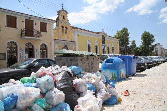 Κλειστά για μια εβδομάδα τα σχολεία στον Πύργο λόγω σκουπιδιών   tanea.gr