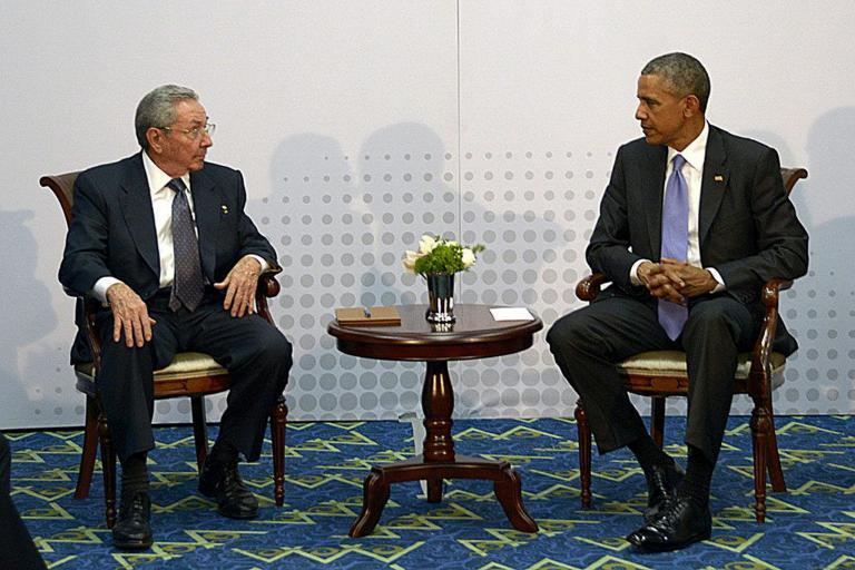 Ο Ομπάμα βγάζει την Κούβα από τον κατάλογο των τρομοκρατών - «δίκαιη» η απόφαση λέει η Αβάνα   tanea.gr