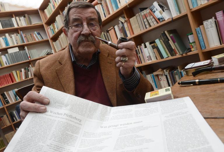 Γκίντερ Γκρας: Τα Waffen-SS, η «συνείδηση» της Γερμανίας και ένα ποίημα για την Ελλάδα   tanea.gr
