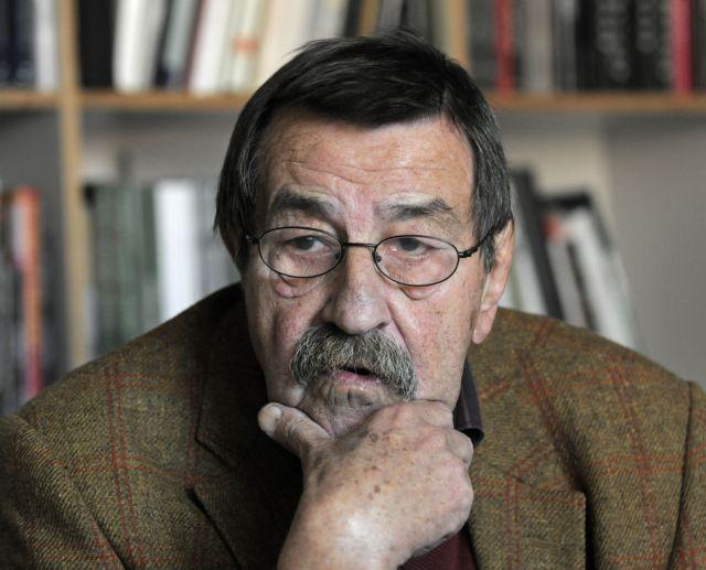 «Ελλάδα έχασε έναν πολύτιμο φίλο» είπε ο Αλέξης Τσίπρας για τον θάνατο του Γκίντερ Γκρας | tanea.gr