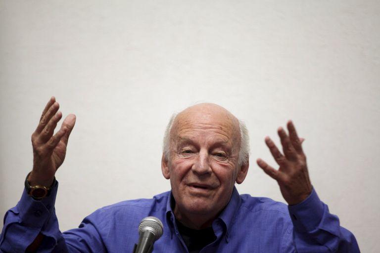 Αντίο στον «πολιτικό» συγγραφέα Εντουάρντο Γκαλεάνο | tanea.gr