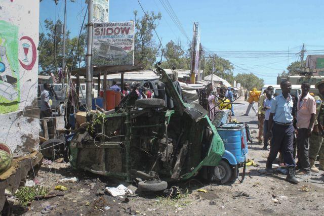 Σομαλία: Εννέα νεκροί από επίθεση ισλαμιστών σε εργαζόμενους της Unicef   tanea.gr